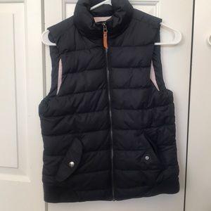 Jackets & Blazers - black quilted vest